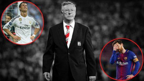 CHẤN ĐỘNG: Sir Alex Ferguson bị xuất huyết não, sự sống đang rất nguy cấp, cả TG bàng hoàng lo lắng