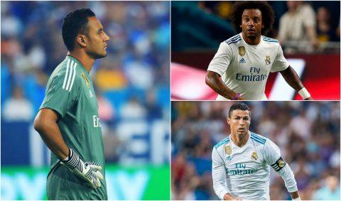Chấm điểm Real sau trận cầu siêu kịch tính với Bayern: Có Navas rồi, Zidane cần gì mua De Gea!
