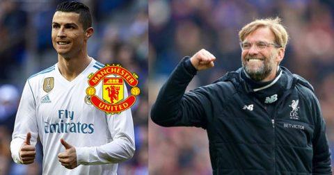 Chuyển nhượng 25/05: MU đưa lời đề nghị điên rồ với Real vụ Ronaldo, Liverpool có tân binh đắt giá đầu tiên