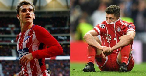 """CHUYỂN NHƯỢNG 05/05: Barca """"chém"""" 8 cái tên dọn đường cho Griezmann, Bayern đón siêu sao thay Lewandowski"""