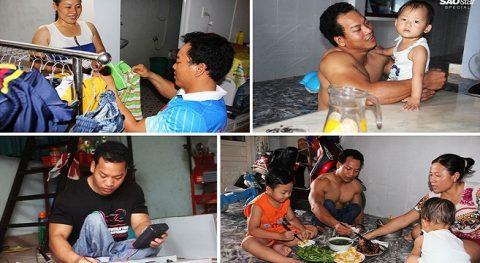 Tròn 1 năm sau ngày trở thành người hùng quốc gia, cuộc sống của lực sĩ khuyết tật Lê Văn Công đã thay đổi thế này đây