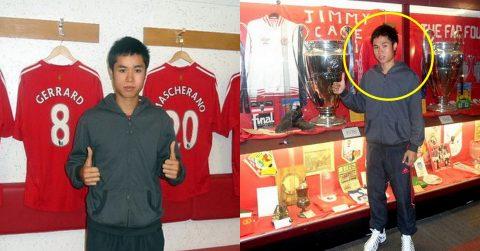 Số phận bi đát của tài năng Việt Nam duy nhất từng chơi cho Liverpool khiến tất cả xót xa