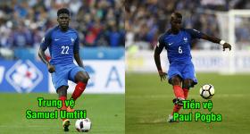 Đội hình 11 cầu thủ da màu của ĐT Pháp tại World Cup 2018: Sức mạnh hủy diệt cả thế giới