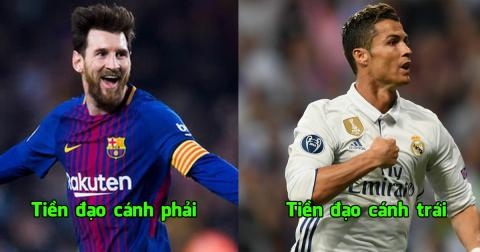 Đội hình kết hợp Siêu kinh điển giữa Barca – Real: Sức mạnh cân mọi cơn bão trong vũ trụ