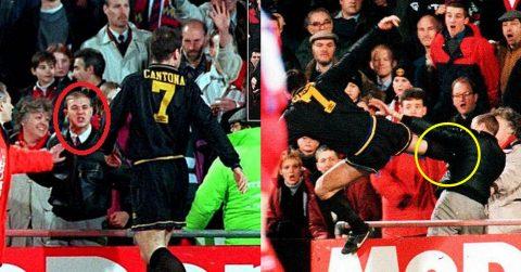 """23 năm sau ngày """"lĩnh"""" trọn cú kungfu của Cantona, nạn nhân ngày ấy bước vào ngã rẽ tăm tối nhất cuộc đời"""
