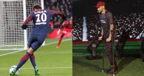 Sau chấn thương kinh hoàng, Neymar đã CHÍNH THỨC chốt thời gian trở lại khiến triệu fan phấn khích