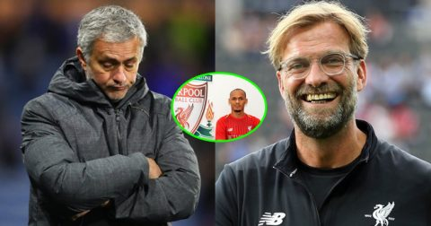 CỰC NÓNG: Cướp người ngay trước mũi Mourinho, Liverpool có bom tấn đầu tiên đầy bất ngờ