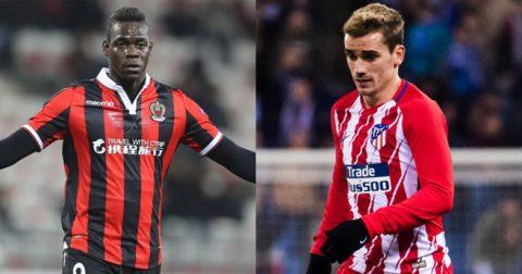 Chuyển nhượng 31/05: Vụ Griezmann có biến cực lớn, Balotelli trở lại Ngoại hạng Anh