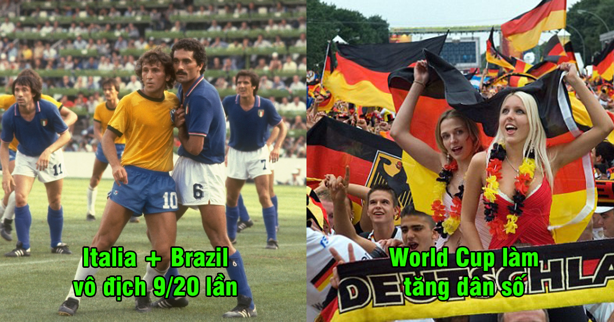 15 bí mật có thể bạn chưa biết về World Cup: Đội vô địch được thưởng số tiền quá khủng