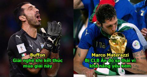 12 năm sau ngày lên đỉnh thế giới, số phận 11 chàng trai Italia hiện giờ thế nào: Chỉ còn 1 huyền thoại đang chơi bóng, còn lại hẩm hiu đến không tưởng!