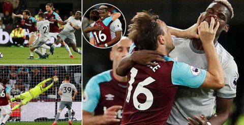 """Kết quả West Ham – MU: Siêu sao nhạt nhòa, trận đấu hóa """"võ đài"""" và mục tiêu hoàn thành"""