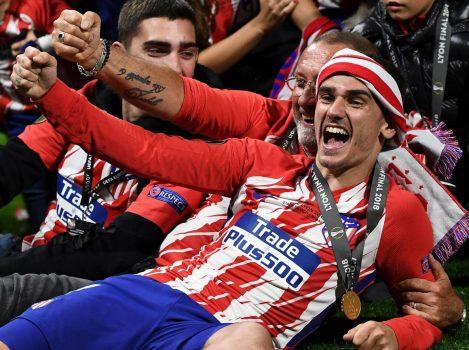 Vừa vô địch Europa League, Griezmann đã CHÍNH THỨC xác nhận về tương lai khiến tất cả bất ngờ