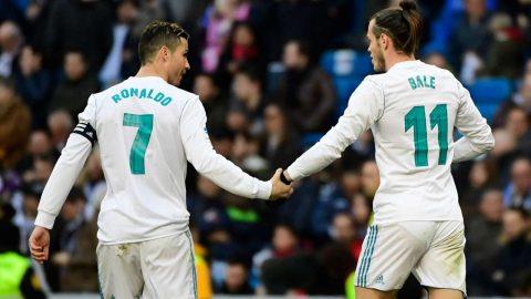 """Sau khi """"lên đỉnh"""" lần thứ 3 liên tiếp tại Champions League, Bale và Ronaldo úp mở rời Real khiến NHM hoang mang"""