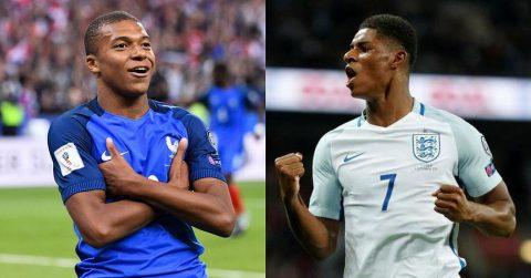 """5 tiền đạo hứa hẹn gây """"siêu bão"""" cuốn phăng mọi đối thủ ở World Cup 2018: Truyền nhân Rô béo vượt trên tất cả"""
