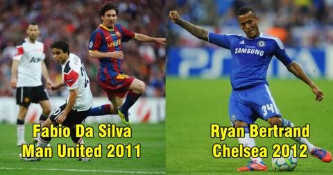 Không hề được đặt nhiều kì vọng nhưng 10 ngôi này lại bất ngờ tỏa sáng ở Chung kết Champions League khiến tất cả giật mình