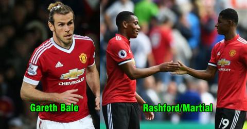 Top 5 cầu thủ đủ sức thừa kế chiếc áo số 10 tại MU: Fan Quỷ đỏ mỏi mắt ngóng chờ Gareth Bale