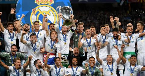 """""""Lên đỉnh"""" châu Âu mùa thứ 3 liên tiếp, Real lập siêu kỷ lục về tiền thưởng khiến cả thế giới thèm khát"""