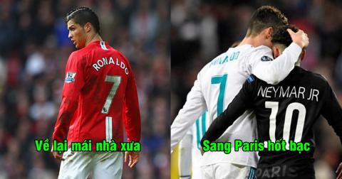 """5 bến đỗ lý tưởng của Ronaldo nếu rời Real: Trở về mái nhà xưa hay tìm """"xới bạc"""" mới"""