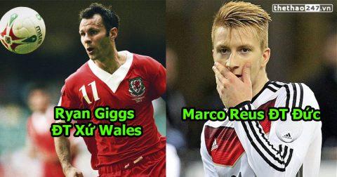 10 cầu thủ vĩ đại nhưng cả đời chưa được hít thở không khí World Cup: Quá đau đớn cho người số 1