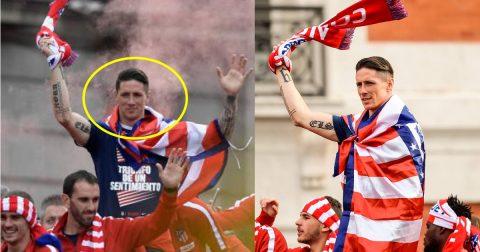 CHÙM ẢNH: Torres nghẹn ngào nước mắt dàn dụa trong ngày nâng cao danh hiệu cao quý cuối cùng trong sự nghiệp