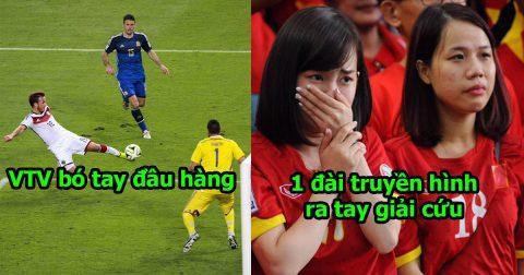 CỰC NÓNG: VTV đầu hàng, 1 đài truyền hình Việt Nam đã mua được bản quyền World Cup, không phải ghen tỵ với nước bạn Lào nữa rồi!