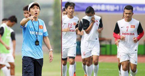 """Nhìn lại đội hình cùng HLV Miura từng khiến Iran phải """"khóc thét"""": Có người trở thành tiền vệ số 1 Việt Nam"""