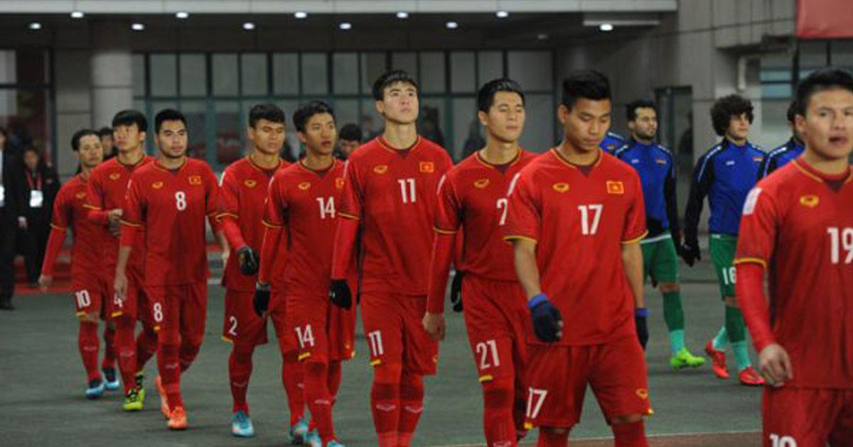Tỉnh mộng đi, Việt Nam là đội yếu nhất bảng. Đây là ĐTQG chứ không phải U23!