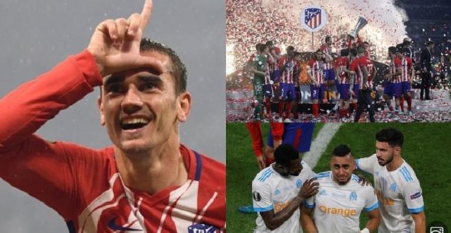 Kết quả Atletico Madrid – Marseille: Siêu sao rực sáng, lên ngôi huy hoàng