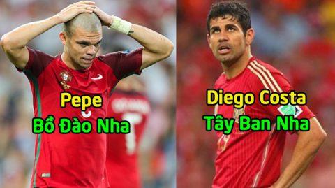 """Top 5 """"hung thần"""" khiến cả World Cup sợ xanh mặt vì nhận quá nhiều thẻ đỏ: Số 1 thì phải gọi là Vua"""