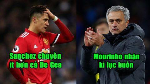5 điểm nhấn Chelsea 1-0 Man Utd: Sanchez chuyền ít hơn cả De Gea