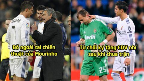 Sau tất cả, thủ thành huyền thoại của Real bất ngờ bóc phốt về bệnh ngôi sao của Ronaldo, đọc xong mà thấy ngán ngẩm