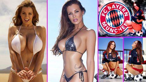 3 mỹ nhân fan Bayern bức xúc vì trọng tài thiên vị Real