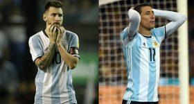 HOT: Sao MU và tuyển Argentina chấn thương, Messi và các đồng đội run rẩy cho chiến dịch World Cup 2018