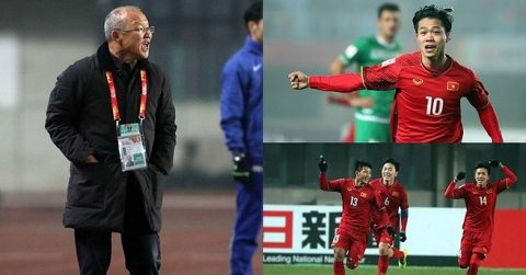 HOT: VFF đã chốt đội hình ĐT Việt Nam dự AFF Cup 2018 và Asian Cup 2019