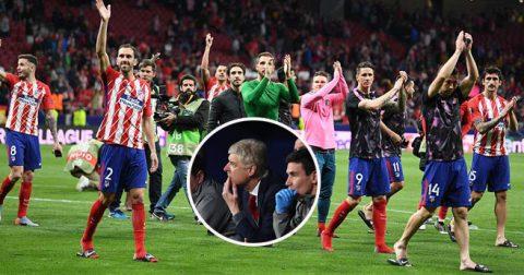 CHÙM ẢNH: Nhìn lại trận đấu Atletico – Arsenal, kẻ vui mừng khôn xiết, người rơi lệ nhạt nhòa