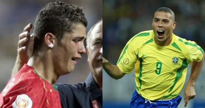 Top 5 chân sút xuất sắc nhất lịch sử VCK World Cup: Chỉ có 1 Ronaldo mà thôi!
