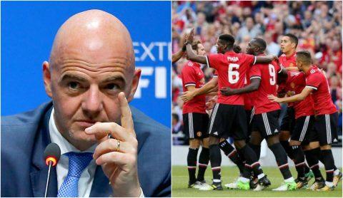 Không thèm đếm xỉa đến Real, FIFA mời 6 ông lớn châu âu dự siêu giải đấu CLB hấp dẫn hành tinh
