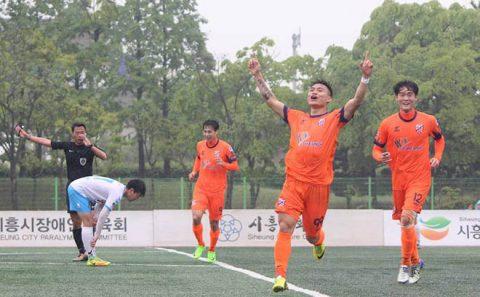 Vượt mặt cả Xuân Trường, cựu tiền đạo U23 Việt Nam đang tỏa sáng rực rỡ trên đất Hàn khiến cả đất nước tự hào
