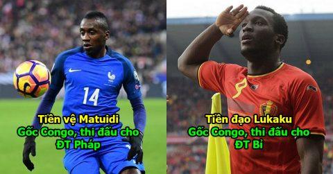 """Không cần """"ươm mầm tài năng"""", đội hình 11 """"lính đánh thuê"""" từ Congo này đủ sức san bằng World Cup 2018"""