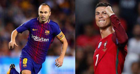 Chuyển nhượng 30/05: MU mua thành công đàn em Ronaldo, Barca nhắm sao Ngoại hạng Anh thay Iniesta