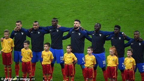 Đội hình quá mạnh, Pogba và nhiều sao tuyển Pháp nguy cơ mất cơ hội đá chính tại World Cup 2018