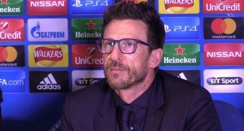 Bỏ lỡ cơ hội lịch sử trước Liverpool, HLV Roma đã nói gì?