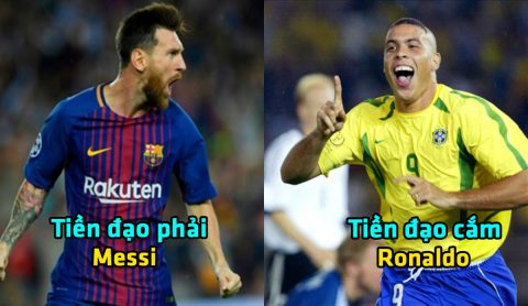 Huyền thoại Buffon chọn đội hình xuất sắc nhất mọi thời đại: Ronaldo không có cửa lọt vào!