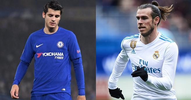 Chuyển nhượng 23/05: Bale 99% sẽ quay lại Ngoại hạng Anh, Chelsea sắp sở hữu sao Real thay Morata