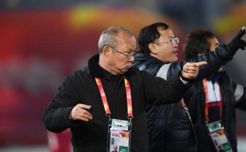 """Rơi vào bảng """"tử thần"""", HLV Park Hang-seo nói một câu khiến cả nước Việt Nam có thêm niềm tin vào kỳ tích"""