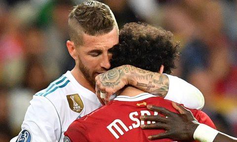 """Sau tất cả, """"hung thần"""" Ramos chính thức gửi thông điệp đến Salah khiến Fans Liverpool có muốn trách cũng không được"""
