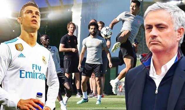 """Ronaldo: """"Tôi muốn hạ gục MU ở trận chung kết Champions League hơn là Liverpool"""""""
