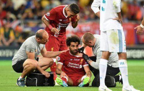 Nóng: Liên đoàn bóng đá Ai Cập thông báo về chấn thương của Salah, triệu fan thở phào nhẹ nhõm