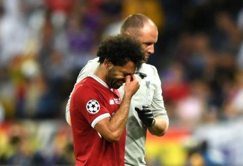 Vô cùng nể phục với phát biểu đầu tiên của Salah sau chấn thương