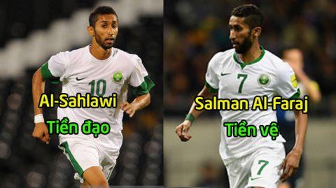 """""""Những chú chim cắt xanh"""" Ả Rập Xê Út CHÍNH THỨC công bố 28 cầu thủ đến Nga: Có người của học viện Man Utd"""